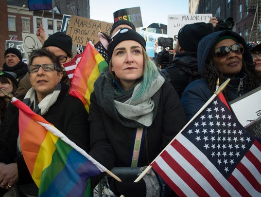 Global protests continue against ban
