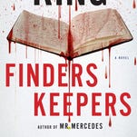 """""""Finders Keepers"""" by Stephen King is the top-selling fiction title for the week ending June 21."""
