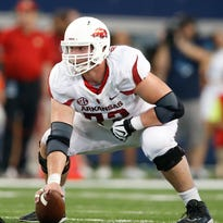 Detroit Lions select Frank Ragnow with No. 20 pick in 2018 NFL draft