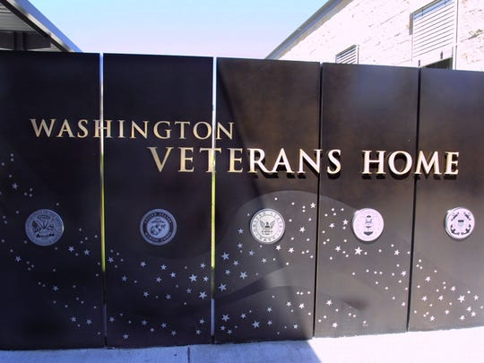 The Washington Veterans Home in Port Orchard, which announced Tuesday that an employee has tested positive for COVID-19.