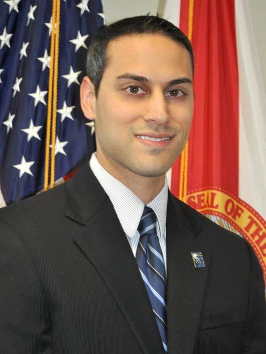 Secretary Verghese Official Photo
