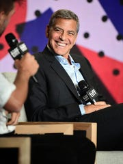 Actor/filmmaker George Clooney. Would you buy drugs if this man recommended them?