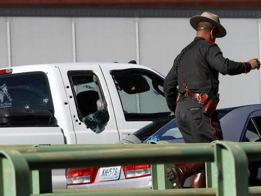 AP STOLEN POLICE CRUISER A USA RI