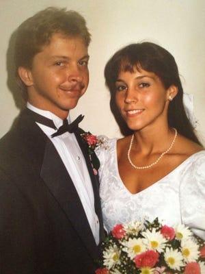 Engelmann Wedding, August 3, 1991.