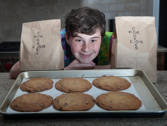 cookies for CHOP