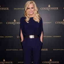 HOT: Model Jenny McCarthy attends 'Courvoisier Launches Exceptional Journey Campaign With Tyson Beckford' at The Skylark on Sept. 16, 2014, in New York City.