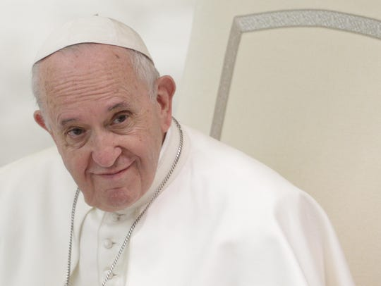 In a lengthy document, Pope Francis says that a church