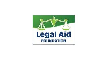 Legal Aid Foundation logo.
