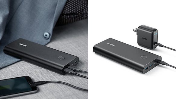 Charge while you're out and about.