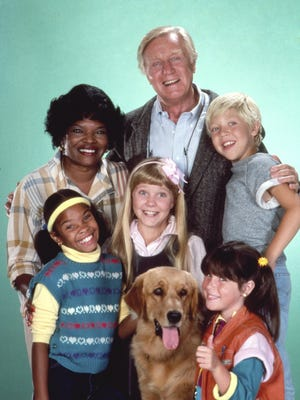George Gaynes didn't become a TV star until his 60s, when he was cast in NBC's 'Punky Brewster.'