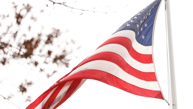 Veteran Day ceremonies were held Wednesday at Wisner Park and Woodlawn National Cemetery in Elmira.