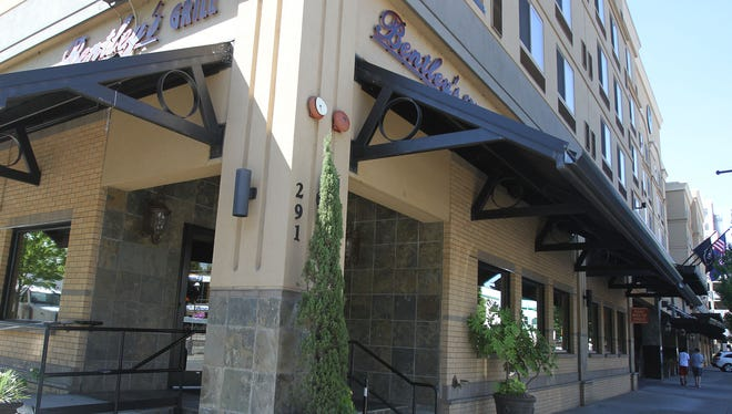 Bentley's Grill, located at 291 Liberty St. SE, scored a perfect 100 on its semi-annual inspection Dec. 22.