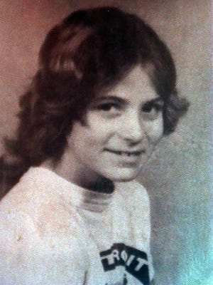 Kimberly Alice King in a photo taken when she was 11, a year before her 1979 disappearance from the neighborhood where she was staying with her grandmother in Warren, Mich.