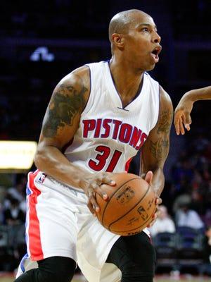 Pistons' Caron Butler.