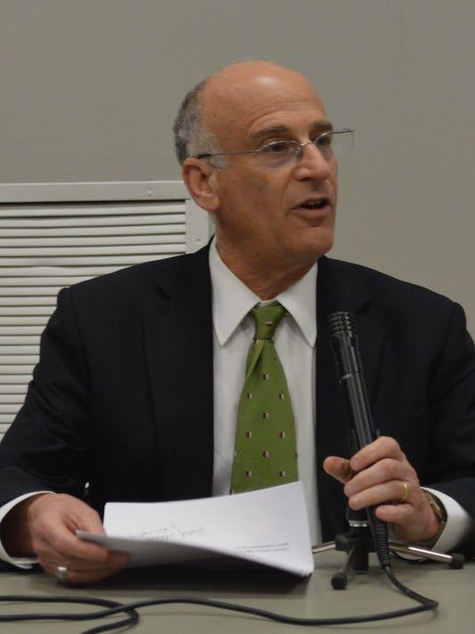 Greenburgh Supervisor Paul Feiner