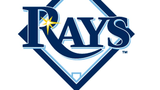 The Rays logo.