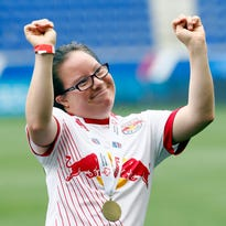 Red Bulls, Special Olympics New Jersey #UnifiedTogether