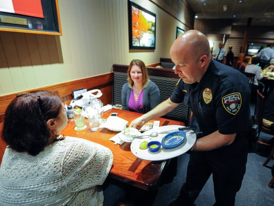 PHOTOS: Cops and Lobsters raises funds for Special Olympics