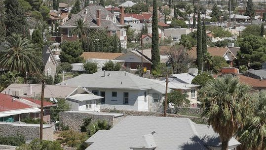 El Paso County's median, used home price increased almost 4.9 percent in the third quarter from a year ago to $151,200, a new report shows.