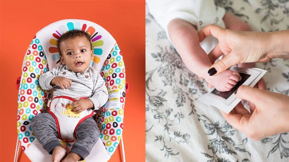 10 top-rated gifts on Amazon for babies and new parents