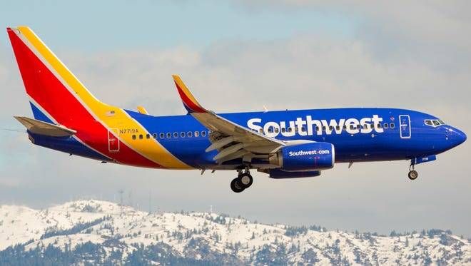 Southwest Airlines has announced its fall fare sale.