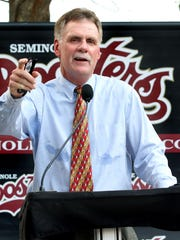 Andy Miller is president and CEO of Seminole Boosters,