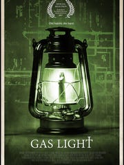 The poster for Dossett's film, Gas Light.