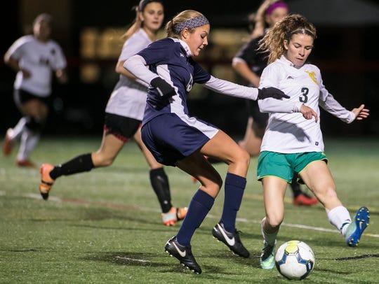YAIAA Girls Seniors Soccer All-Stars game Thursday,