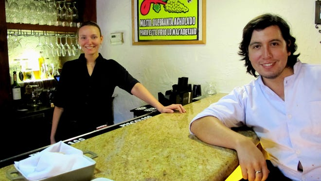 Amanda and Dario González-Zúñiga opened Lima Restaurant and Pisco Bar in May in the retail center on the northwest corner of Collier Boulevard and Golden Gate Parkway in Golden Gate.