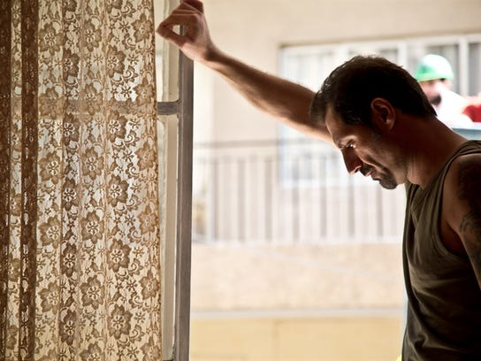 "Adel Karam stars in ""The Insult."""