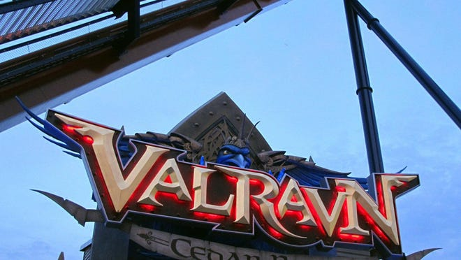 Cedar Point's Valravn coaster is about to thrill guests after a delayed start to the 2020 season.