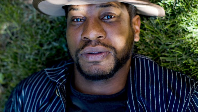 "The actor Jonathan Majors, a star of HBO's ""Lovecraft Country,"" in Santa Fe, N.M., where he has spent most of the COVID-19 lockdown."