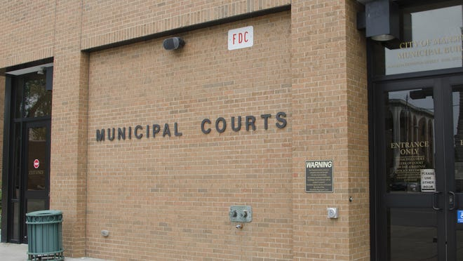 Mansfield Municipal Courts stock