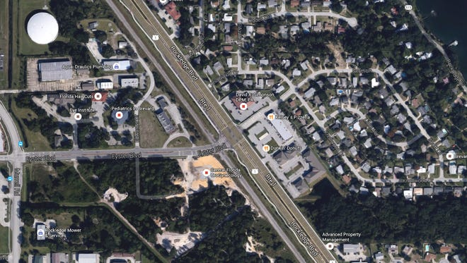 Fire crews responded to a crash involving an overturned vehicle at U.S. 1 and Scott Lane in Rockledge.