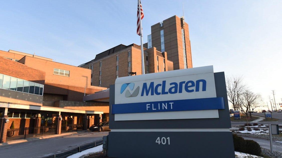 Legionella Bacteria Found In Tests Of Flint S Mclaren