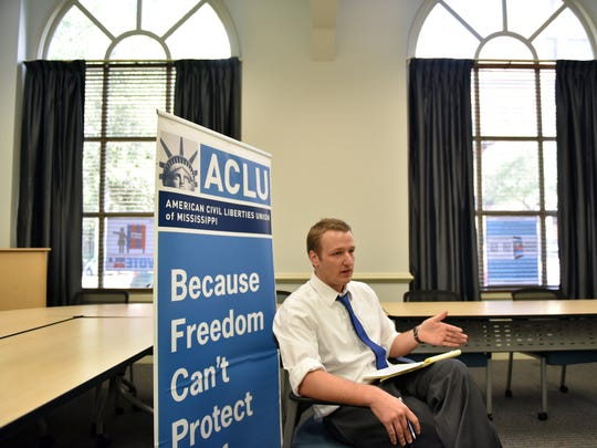 Blake Feldman, advocacy coordinator for Criminal Justice Reform at the ACLU of Mississippi in Jackson, says the Hinds County district attorney has to be aware of the delay in prisoners being indicted..