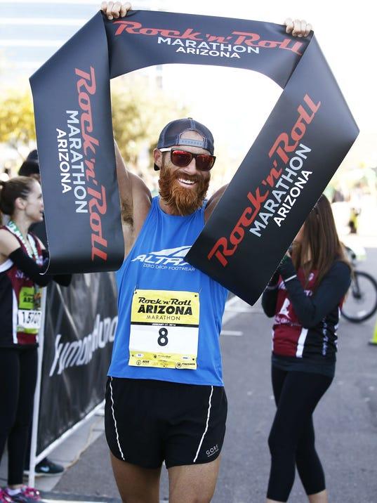 Rock 'n' Roll Arizona Marathon & ½ Marathon