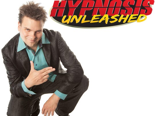 "Kevin Lepine brings his ""Hypnosis Unleashed"" show to"
