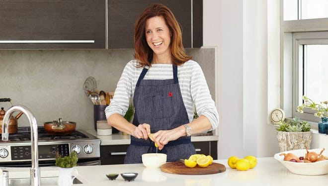 Jennifer Aaronson, a longtime collaborator at Martha Stewart Living, is joining the lineup at the Wisconsin Food & Wine Experience, Oct. 28 in Green Bay.