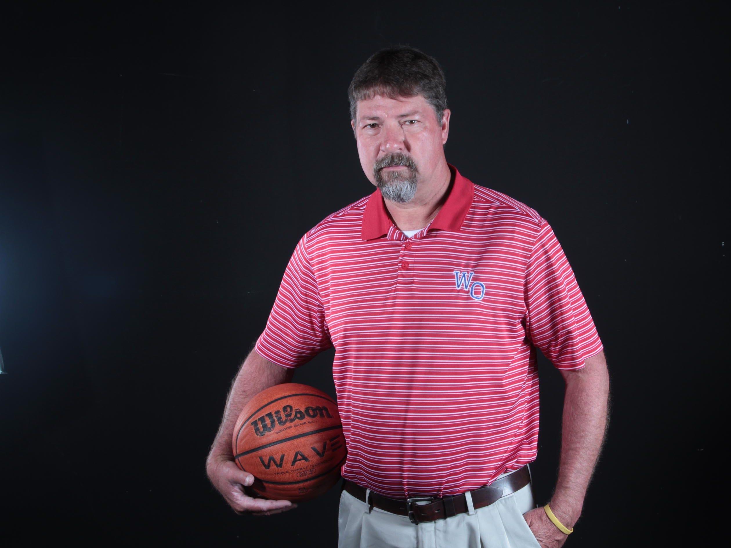 Jimbo Murphy is the All-NELA Big School Girls Coach of the Year