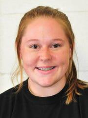 Carsyn Lammers, Eaton High School softball freshman