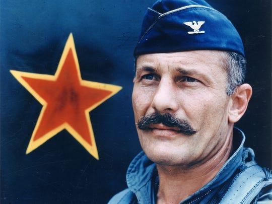 Brig. Gen. Robin Olds