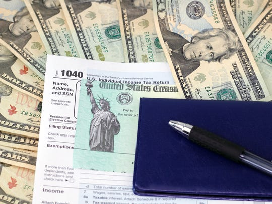 The earlier you file your tax return the earlier you will get your tax refund.