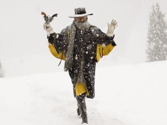 Tarantino favorite Samuel L. Jackson stars in 'The
