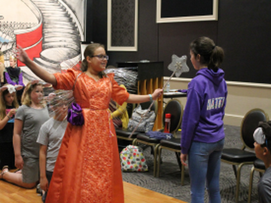 Thelma Sadoff Center for the Arts will hold a Set & Costume Design class July 18.
