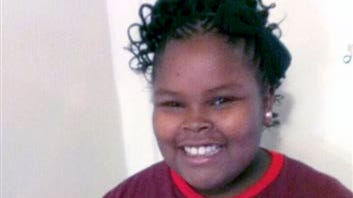 This undated file photo provided by the McMath family and Omari Sealey shows Jahi McMath. The family of Jahi McMath, who was declared brain dead in December 2013 after suffering complications from surgery, is seeking an unprecedented court order declaring her alive. The family?s attorney argued in court papers filed Tuesday that 13-year-old Jahi McMath is no longer brain-dead and shows significant signs of life. Lawyers for UCSF Benioff Children's Hospital say the evidence in Jahi's case still supports the determination that she is legally dead.