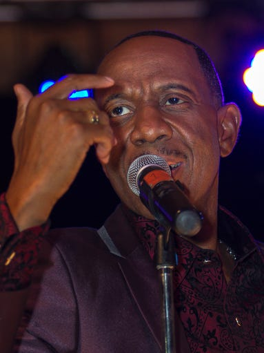 This week for Limelight Out and About, we visited the Tanyard Creek Amphitheater in Quincy, FL. for the Freddie Jackson concert on Saturday, May 10, 2014.  Guests enjoyed live performances by Freddie Jackson, T-Shaw, The Intruders, Donnell Davis and N'Spire.