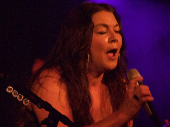 Gretchen Wilson performed July 8 at The Ranch Concert