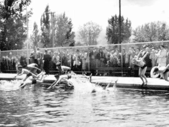 Deer Park Pool in Sparks.