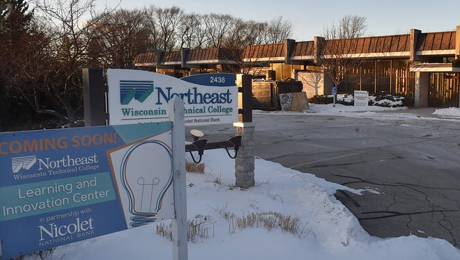 The opening of the Sister Bay campus of Northeast Wisconsin Technical College has been delayed.